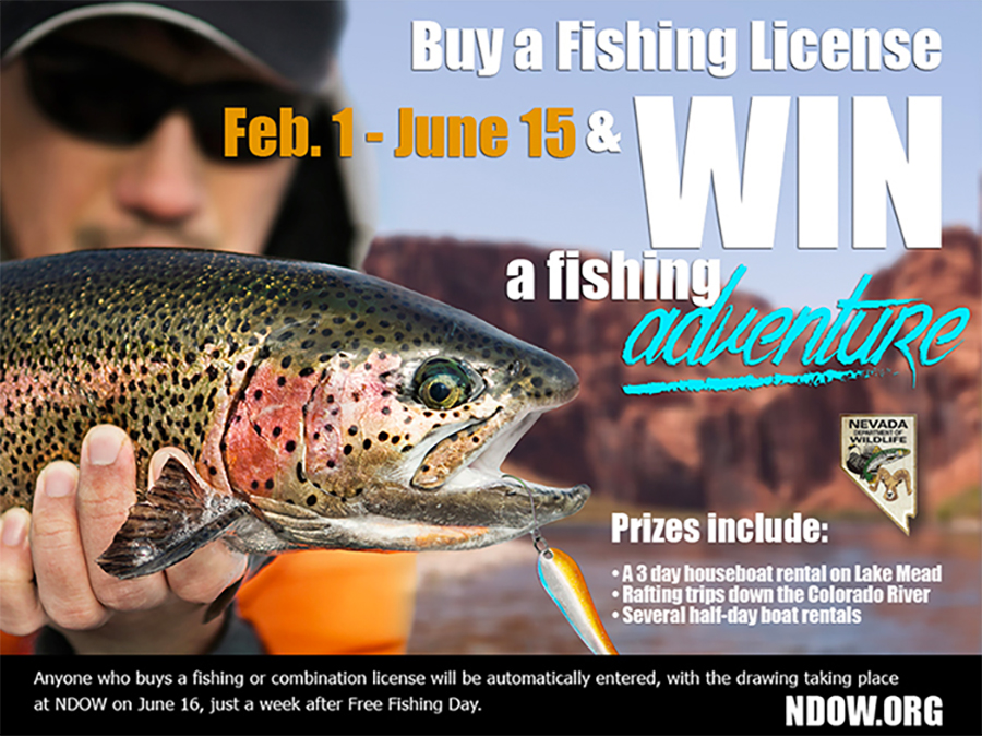 Win a Fishing Adventure