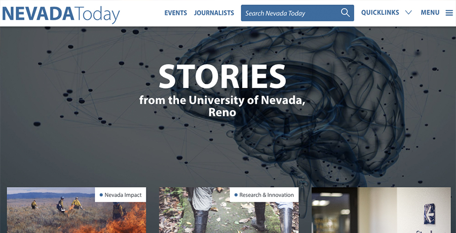 Nevada Today Showcase Stories